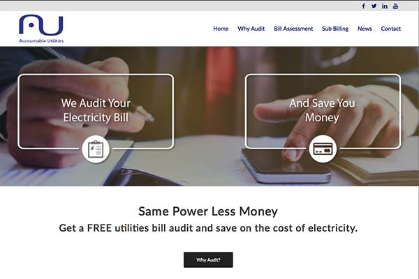Accountable Utilities - Same Power Less Money