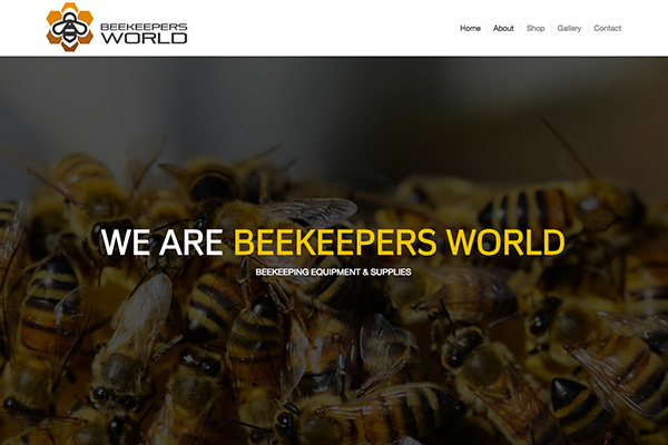 Beekeepers World - Beekeeping equipment and supplies