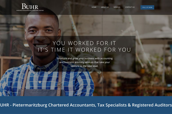 BUHR - Pietermaritzburg Chartered Accountants & Tax Specialists