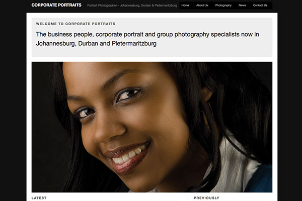 Portrait Photographer – Johannesburg, Durban & Pietermaritzburg