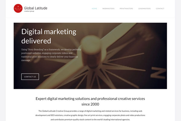 Global Latitude Creative Group - Digital Marketing Agency