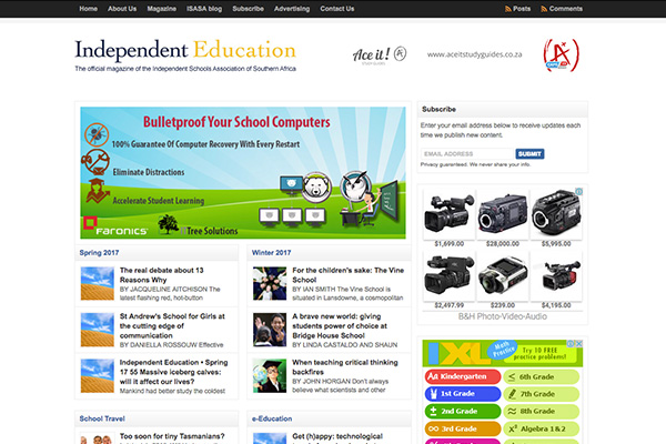 Independent Education Magazine