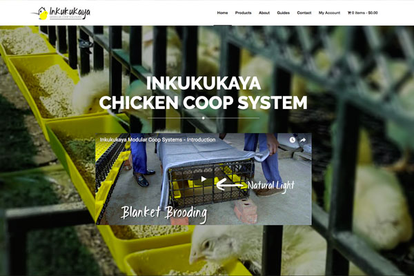 Inkukukaya Chicken Cages / Chicken Coops