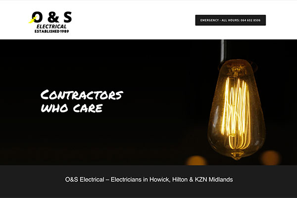 OandS Electrical – Electricians in Howick & Midlands Electricians