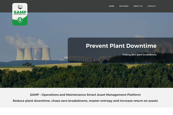 SAMP - Operations and Maintenance Smart Asset Management Platform