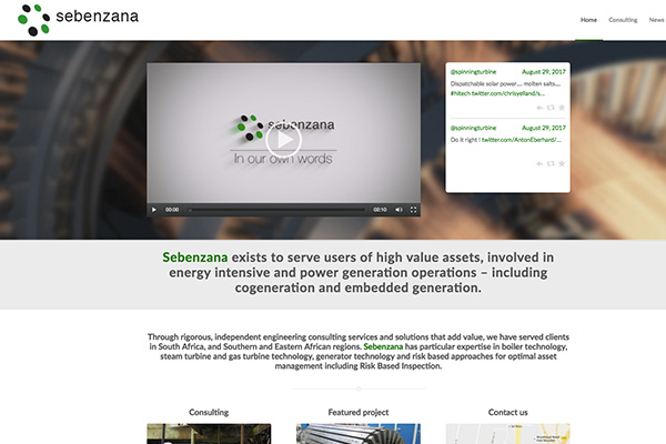 Sebenzana Power and Energy Solutions