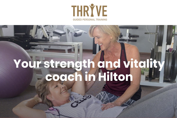 Thrive Gym - Hilton Gym and Personal Trainer, Pietermaritzburg Gym