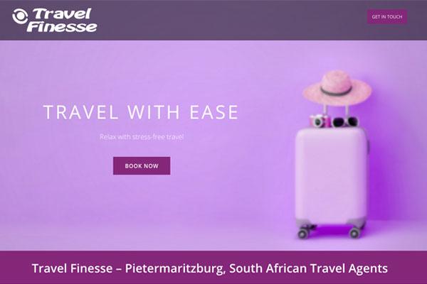 Travel Finesse - Travel Agents Pietermaritzburg, KZN, South Africa