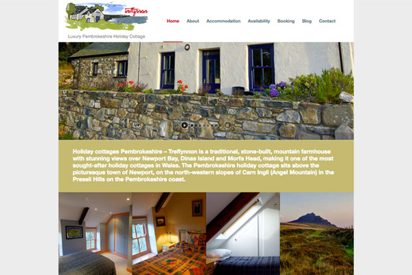 Holiday cottages Pembrokeshire - Treffynnon