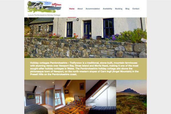 Holiday cottages Pembrokeshire - Treffynnon